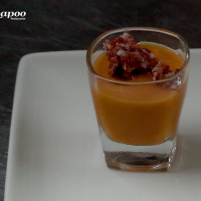 Restaurante Chapoo. Cóctel