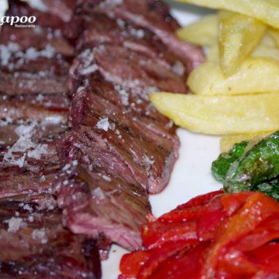 Restaurante Chapoo. Carnes calidad ibérica