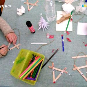 Actividades de la animación infantil. Diseñar y crear muñecos
