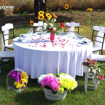 mesa boda Eventos Majadahonda y Las Rozas