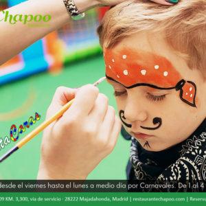 Animadora Enjoeat. Juegos, niños. Las Rozas y Majadahonda