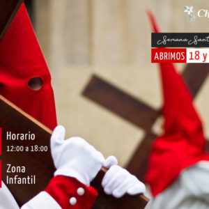 Semana Santa Restaurante Las Rozas y Majadahonda animación para niños