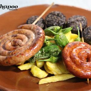 Carne a la brasa Majadahonda