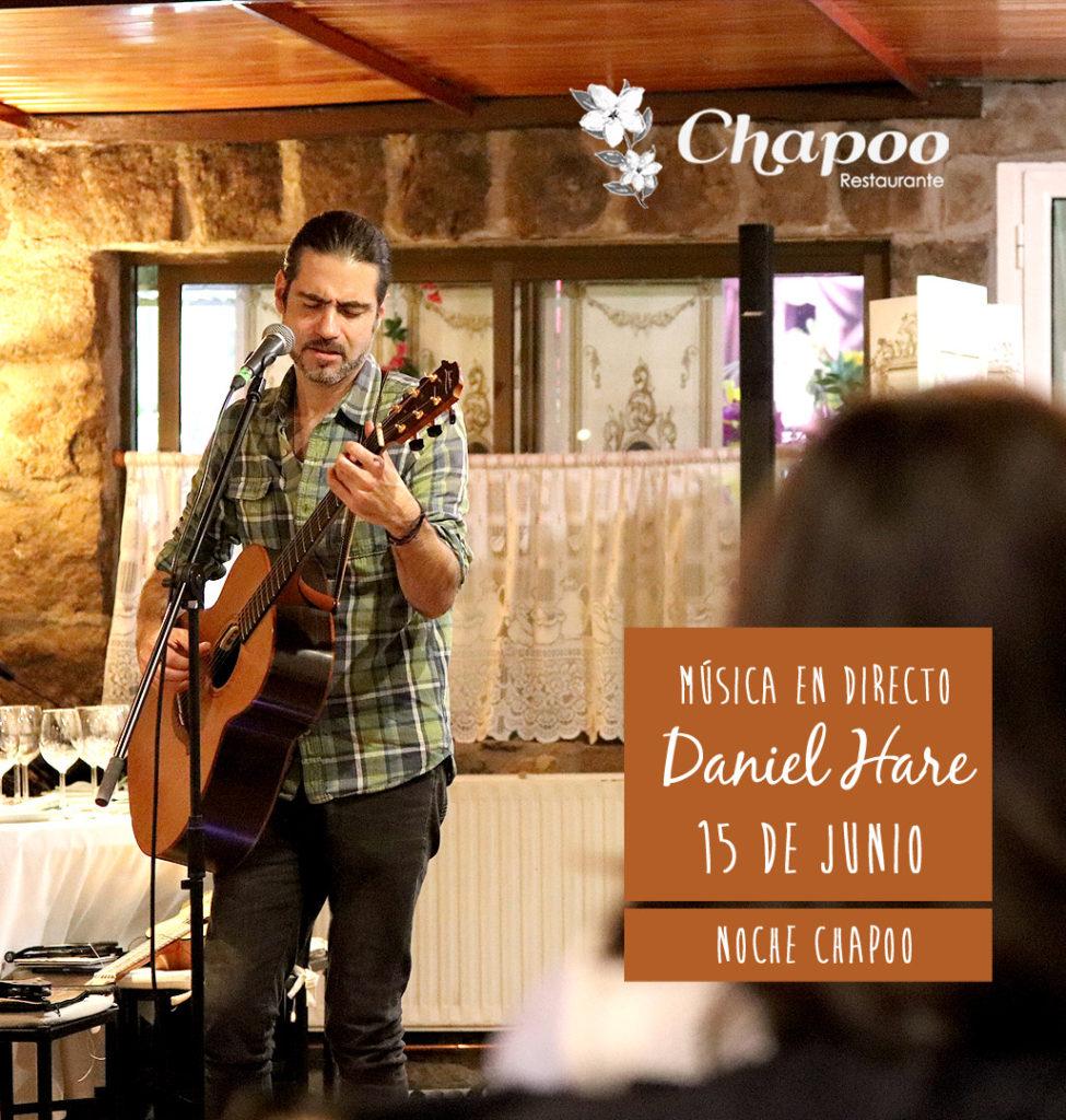 musica directo restaurante junio danie hare
