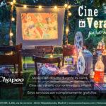 Cine de Verano para niños en Las Rozas y Majadahonda