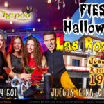 Fiesta Halloween Las Rozas 2019