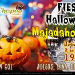 Fiesta de Halloween en Majadahonda