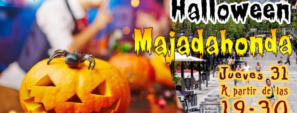 Fiesta Halloween Majadahonda 2019