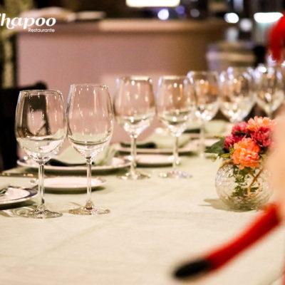 Comidas y Cenas de Empresa a 20 minutos de Madrid. Parking GRATIS