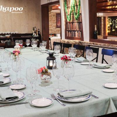 Comidas y Cenas de Empresa en Majadahonda y Las Rozas