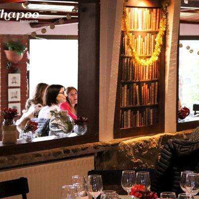 Comidas y Cenas con amigos en Majadahonda y Las Rozas