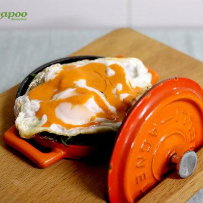 Patatas Revolconas. Comida Casera Restaurante Chapoo