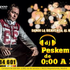 Nochevieja con DJ PESKEMUISIC