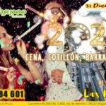 Cena y Fiesta de Nochevieja en Las Rozas