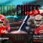 Ver la Super Bowl 2020 con pantalla gigante en Las Rozas y Majadahonda