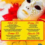Carnavales en Majadahonda 2020. Cartel Ayuntamiento