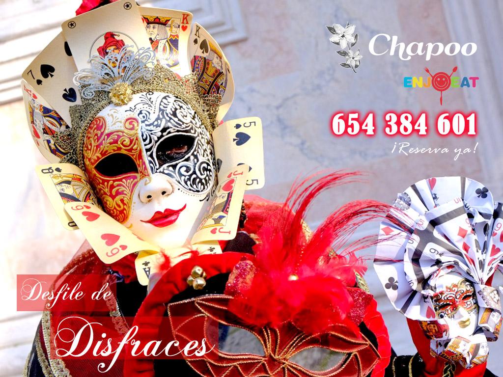 Desfile de disfraces para niños majadahonda y las rozas