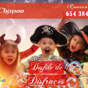 Restaurante para venir disfrazado. Carnaval para niños y adultos