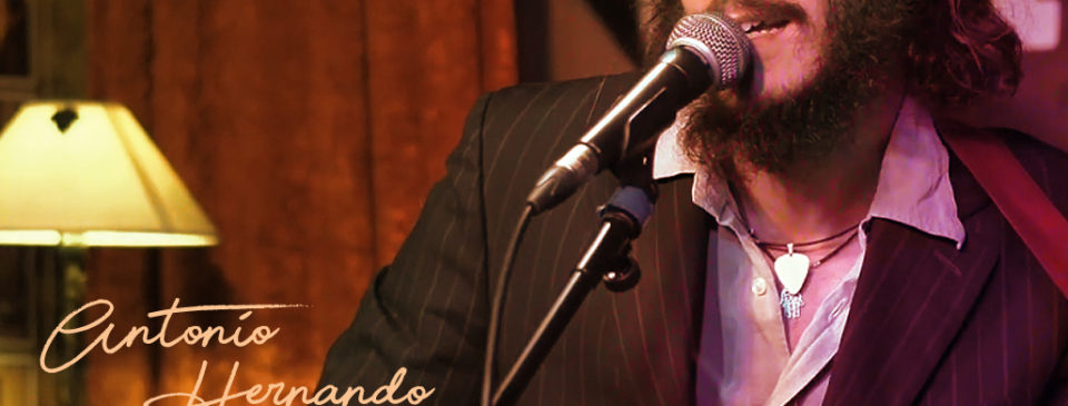 Antonio Hernando cantante directo terraza Chapoo