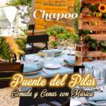 Restaurante abierto este lunes 12 por el Puente del Pilar para comer en Las Rozas y Majadahonda
