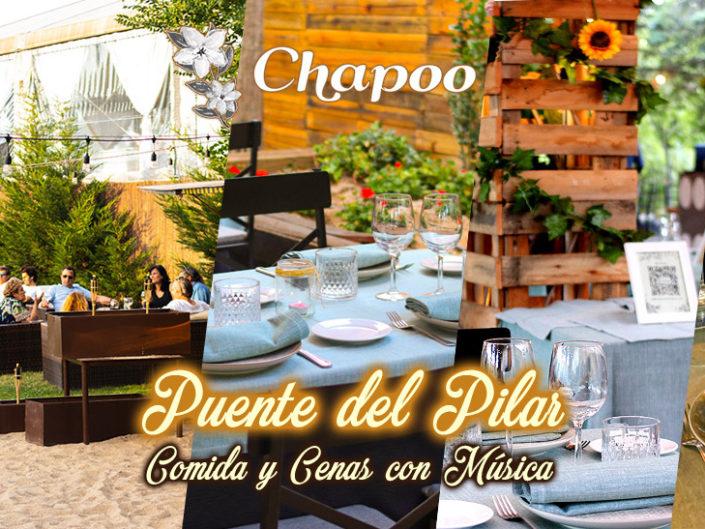 restaurante en majadahonda abierto puente del pilar para ir con la familia